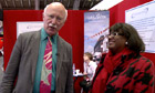 Michael White and Diane Abbott