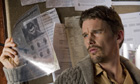 Ethan Hawke as Ellison in a film still from Sinister