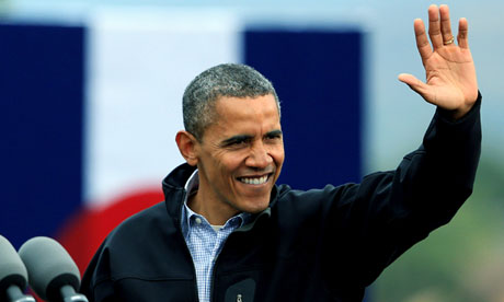 Barack Obama in Denver