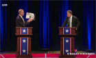 Jon Stewart and Bill O'Reilly face off in mock DC debate – video