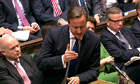 David Camerons peaks about female bishops during PMQs