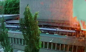 Bomb explosion is Oslo