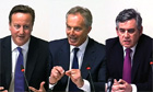 Leveson inquiry: what the politicians said