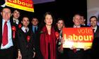 Labour celebrates winning Rotherham byelection