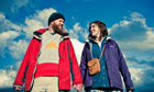 Alice Lowe and Steve Oram in a film still from Sightseers