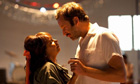 Deborah Mailman and Chris O'Dowd in The Sapphires