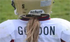 Sam 'Sweet-Feet' Gordon: The nine-year-old girl American Football player