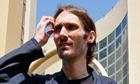 Matthew VanDyke: US citizen held in Libya emerges on Syria's frontline
