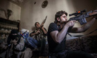 The Syrian conflict: a war photographer's story