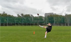 Norwegian kicker could be headed to NFL after tricks video goes viral — video