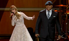 Taylor Swift and LL Cool J