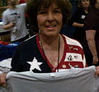 Deborah Whisenand at the Tampa Convention Center
