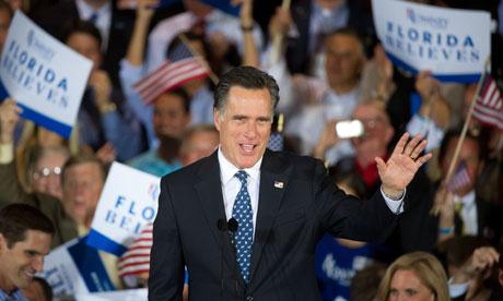 Mitt Romney in Tampa