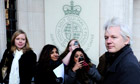 Wikileaks founder Julian Assange appeals to the Supreme Court