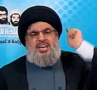 Hezbollah leader Hassan Nasrallah