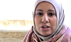 Ayat Mneina from Libya Youth Movement