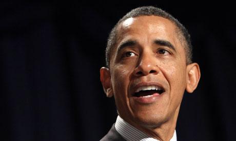 Barack Obama: US unemployment down to 8.3%