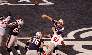 Tom Brady, safety