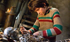 Asa Butterfield in Martin Scorsese's Hugo