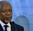 Kofi Annan Syria