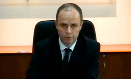 John Yates gives evidence at Leveson inquiry