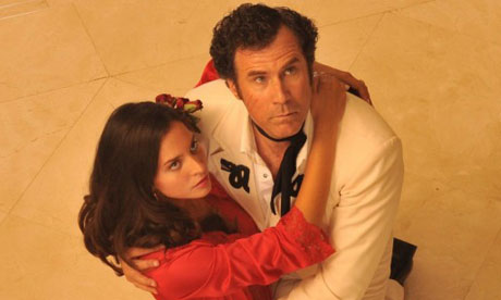 Still from Casa di me Padre starring Will Ferrell