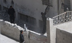 Shellfire in Damascus suburbs, say Syrian rebels
