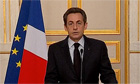 Nicolas Sarkozy speaks about death of Toulouse gunman