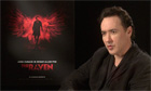 John Cusack talks about The Raven