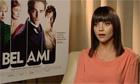 Christina Ricci talks about Bel Ami