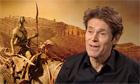 Willem Dafoe talks about John Carter