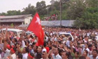 Aung San Suu Kyi supporters celebrate election victory – video