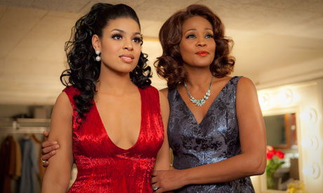Still from Sparkle, which stars the late Whitney Houston
