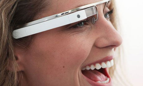 Google's Project Glass headgear cum eyewear