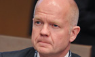 William Hague calls on Russians to help punish Syrian regime
