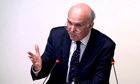 Vince Cable gives evidence to Leveson inquiry