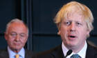  Boris Johnson speaks after the announcement of his victory in the London Mayoral elections as 