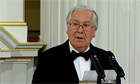 Governor of the Bank of England, Sir Mervyn King
