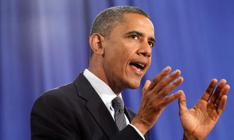Barack Obama in Cleveland