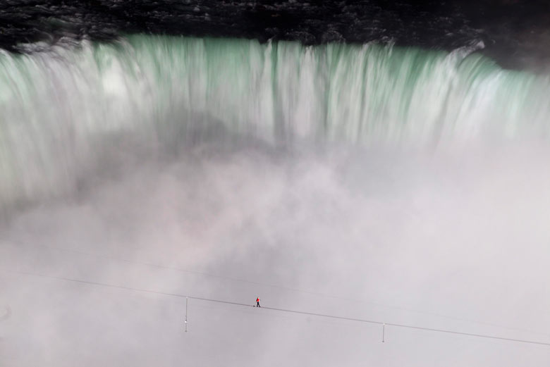 Eyewitness: Niagara Falls | World news | guardian.