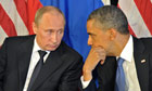 Obama fails to secure support from Putin on solution to Syria crisis