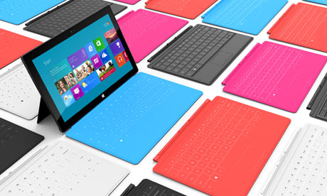 Harga Tablet Microsoft Surface Pro Win 8