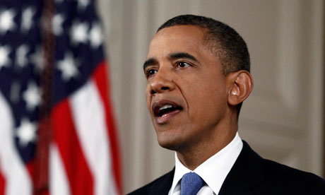 Barack Obama gives his verdict on the supreme court's decision