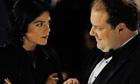Selma Blair and Jordan Gelbar in Dark Horse