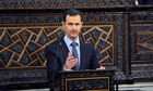 Assad compares Syria crackdown to surgeons saving patients' lives