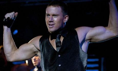 Channing Tatum Magic Mike Channing Tatum aims to direct