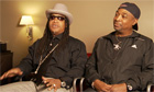 Melle Mel and Chuck D discuss Something From Nothing: The Art of Rap