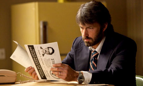 Ben Affleck in a still from Argo