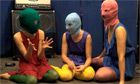 Exclusive interview: Pussy Riot on Putin, 'punk prayers' and superheroes