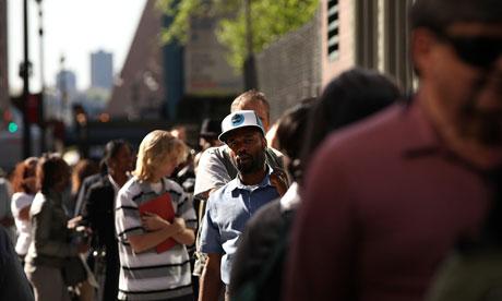 US unemployment economy